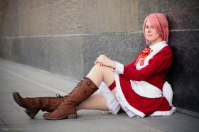 Lisbeth from Sword Art Online worn by Kairi_Heartless