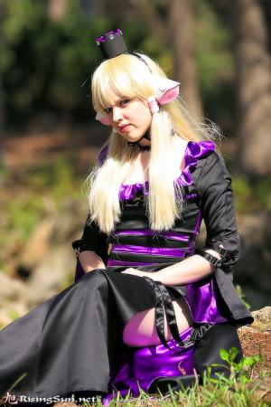 Freya from Chobits worn by Lolita Minako