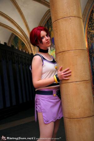 Kairi from Kingdom Hearts (Worn by Lolita Minako)
