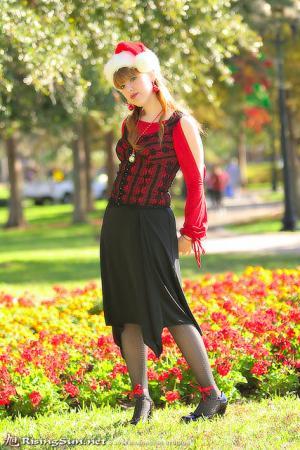 Elegant Gothic Aristocrat from Original: Gothic Lolita / EGL / EGA