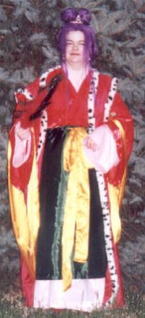 Nuriko from Fushigi Yuugi