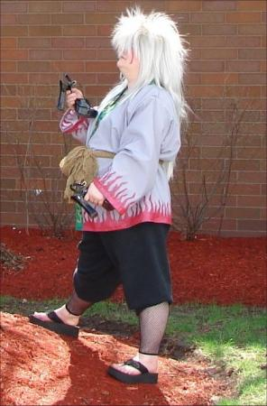 Jiraiya from