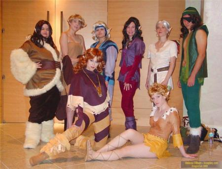 Vaya from Elfquest worn by Hikaruchan