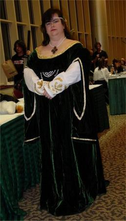 Lucrezia Borgia from Cantarella worn by Hikaruchan