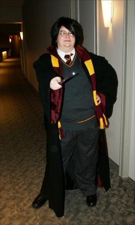 Harry Potter from Harry Potter worn by Hikaruchan