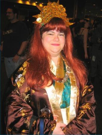 Youko Nakajima (Empress of Kei)