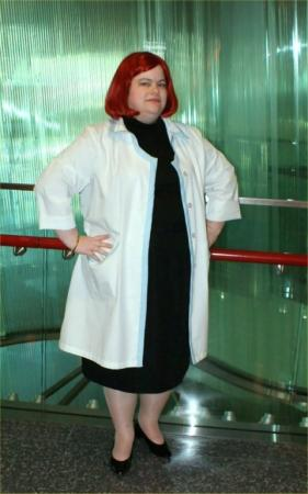 Dr. Mischa from Eureka seveN worn by Hikaruchan