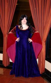 Arwen Undomiel from Lord of the Rings worn by Hikaruchan