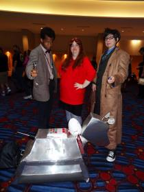 Amy Pond from Doctor Who worn by Hikaruchan