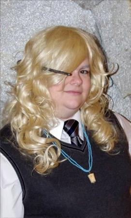 Luna Lovegood from Harry Potter worn by Hikaruchan