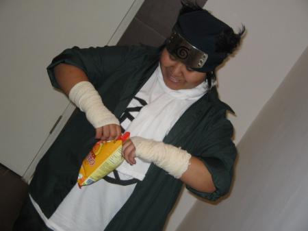 Chouji Akimichi from Naruto