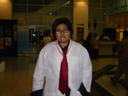 Dr. Nii from Saiyuki