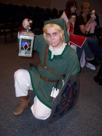 Link from Legend of Zelda: Twilight Princess worn by Ikuro-chan