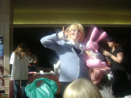 Mitsukuni Haninozuka / Honey from Ouran High School Host Club worn by Ikuro-chan