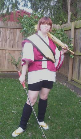 Shizumaru from Samurai Shodown Series worn by Ikuro-chan