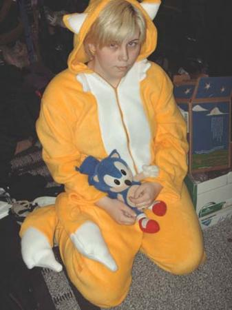 Miles (Tails) Prower from Sonic the Hedgehog Series worn by Ikuro-chan