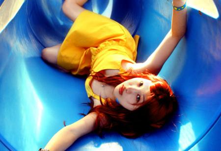 Asuka Langley Sohryu from Neon Genesis Evangelion worn by Phoenix