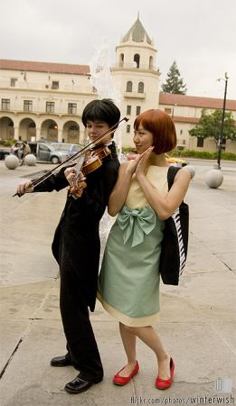 Megumi Noda / Nodame from Nodame Cantabile 