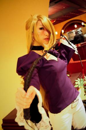Cloud 9 from D. Gray-Man worn by Phoenix