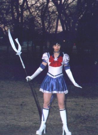 Sailor Saturn from Sailor Moon Sailor Stars worn by Houki
