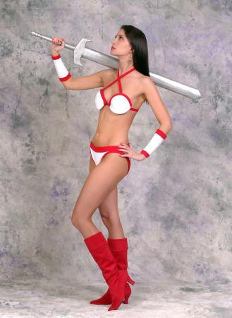 Tyris Flare from Golden Axe