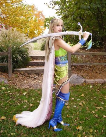 Celes Chere from Final Fantasy VI worn by Cosplay Kitten