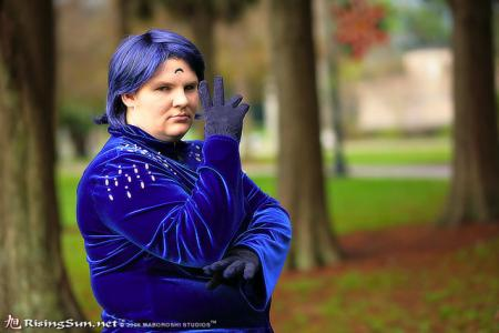 Sapphire / Saffir from Sailor Moon Seramyu Musicals worn by Ranchan