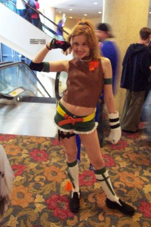 Rikku from Final Fantasy X