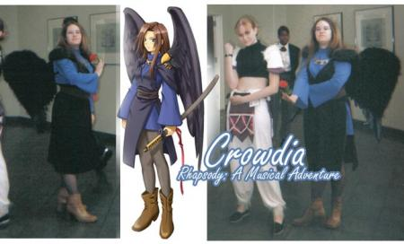 Crowdia from Rhapsody