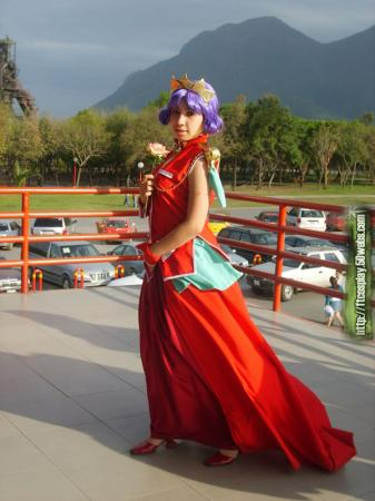 Anthy Himemiya from Revolutionary Girl Utena worn by Fri_chan