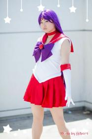 Sailor Mars from Sailor Moon worn by Aria