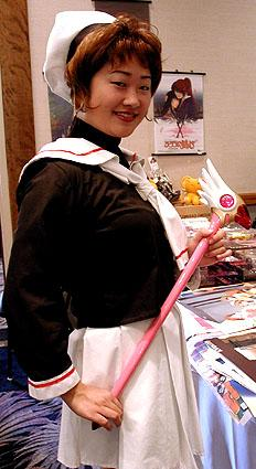 Sakura Kinomoto from Card Captor Sakura worn by Aria
