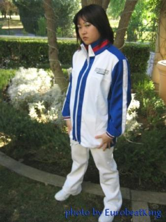 Fuji Shusuke from Prince of Tennis worn by Aria