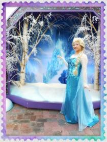 Elsa from Frozen by Aria