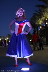 Captain America from Avengers, The worn by Aria