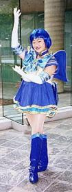 Sailor Mercury from Sailor Moon Seramyu Musicals by Aria