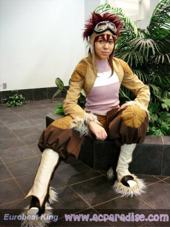Thief from Ragnarok Online worn by Scoti