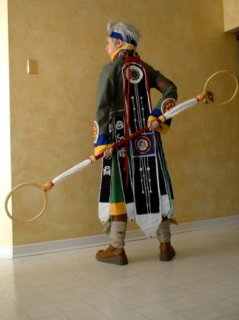 Baralai from Final Fantasy X-2 worn by Scoti