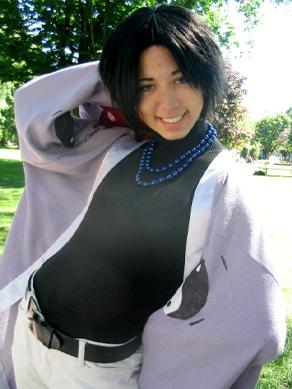 Homura from Saiyuki worn by Scoti