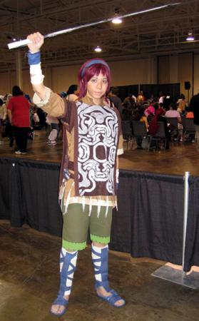 Wander from Shadow of the Colossus worn by Scoti