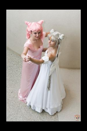 Princess Serenity from Sailor Moon worn by Usagi Chiba