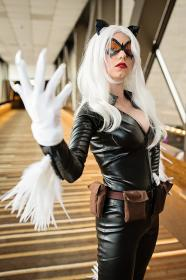 Black Cat from Marvel Comics worn by Usagi Chiba