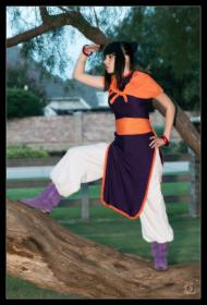 Chichi from Dragonball Z