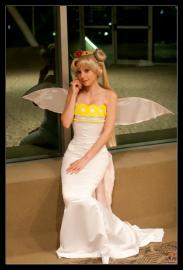 Neo Queen Serenity from Sailor Moon R worn by Usagi Chiba
