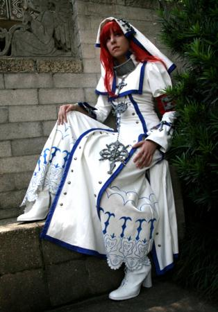 Esther Blanchett from Trinity Blood worn by Portable Pies