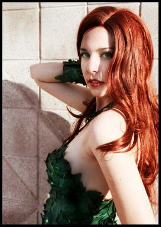 Poison Ivy from Batman worn by Portable Pies