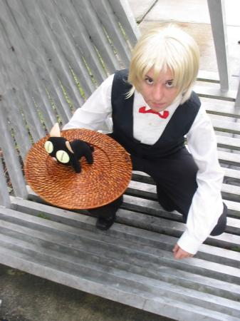 Fai D. Flowright / Yuui from Tsubasa: Reservoir Chronicle worn by Portable Pies