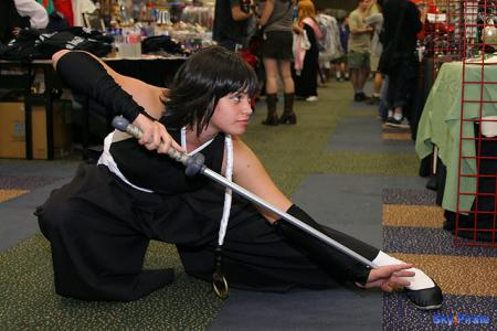 Soi Fong from Bleach worn by Kagzilla