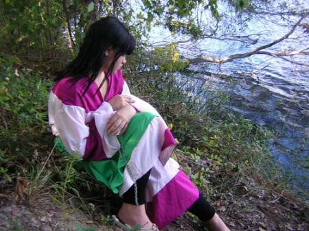 Sango from Inuyasha worn by Kagzilla