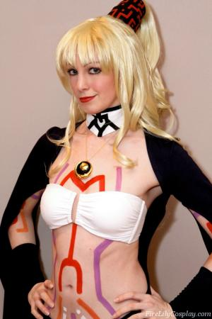 Xenobia from Lunar: Silver Star Story Complete worn by Fire Lily